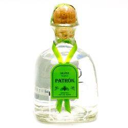 Tequila Patron Silver 375mL