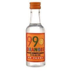 99 Oranges Liqueur 50mL