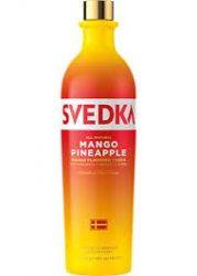SVEDKA MANGO PINEAPPLE 750mL