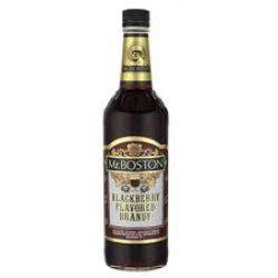 Mr Boston Blackberry Brandy 1L