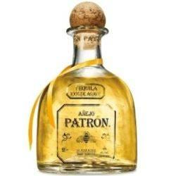 Tequila Patron Añejo 375mL