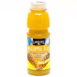 Langers Pineapple Juice - 16oz