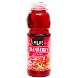 Langers Cranberry Juice - 16oz