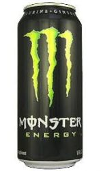 Monster Energy -16oz