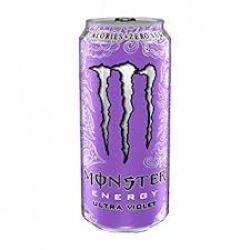 Monster Energy Ultra Violet - 16oz