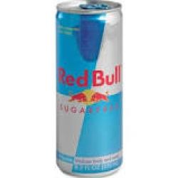 Red Bull Suger Free - 8.4oz