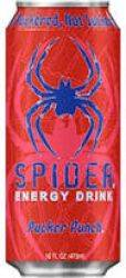 Spider Energy Drink Pucker Punch - 16oz