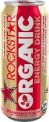 RockStar Organic Energy Drink - 8oz.