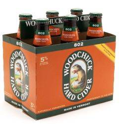 Woodchuck - Hard Cider - Traditional...
