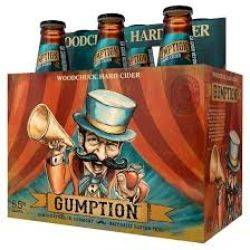 Gumption - Hard Cider - Original -...