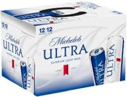 Michelob Ultra - Beer - 12oz can - 12...