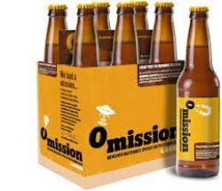 Omission - Beer - 12oz bottle - 6 pack