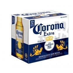 Corona Extra - Beer - 12oz Bottle -...