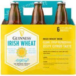 Guinness - Irish Wheat - 12oz Bottle...