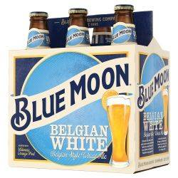 Blue Moon -  Belgian White - 12oz...