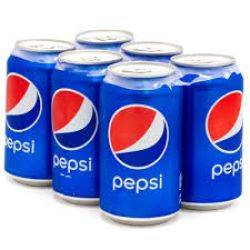 Pepsi - Soda - 6 Pack Cans