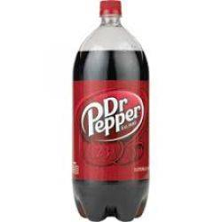Dr. Pepper - Soda - 2 Liters