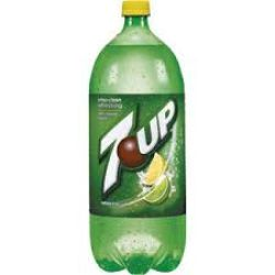 7 up - Soda - 2 Liters
