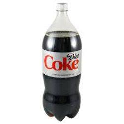 Coke Diet - Soda - 2 Liters