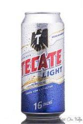 Tecate Light - Beer - 16oz can