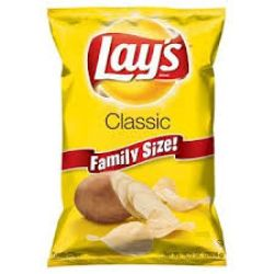 Lay's Classic - Family Size -...