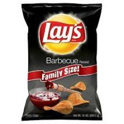 Lay's - Barbecue - Family Size -...