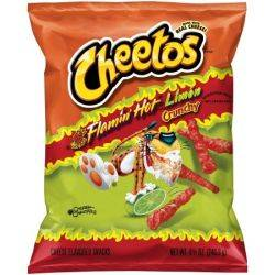Cheetos - Flamin' Hot Limon - 8...