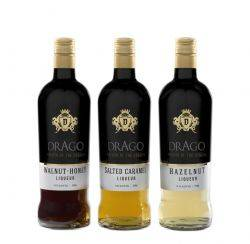 Drago - Salted Caramel - Liqueur - 750mL
