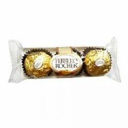 Ferrero Rocher - Fine Hazelnut...