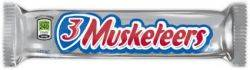 3 Musketeers - Chocolate - 1.92oz...