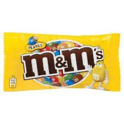 M&M's - Peanuts Chocolate...