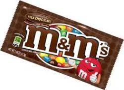 M&M's - Milk Chocolate -...