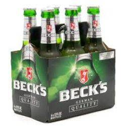 Beck's - German Quality - Beer -...
