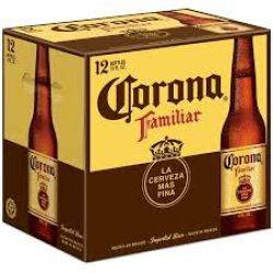 Corona Familiar - 12oz- Bottle - 12pack