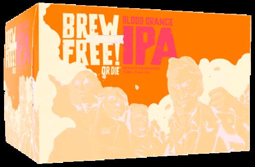 Brew Free or Die - IPA - 6 pack - 12oz.