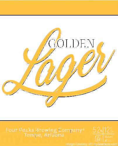 Four Peaks - Golden Lager - 12oz. - 6...