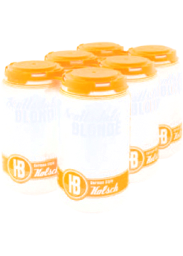 Huss Brewing Co. - Scottsdale Blonde...