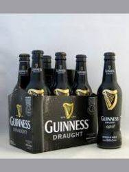 Guinness - Draught Stout - 6 pack bottle