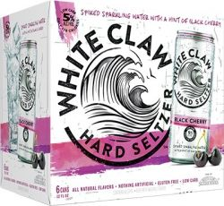 White Claw - Hard Seltzer - Black...