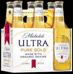 Michelob Ultra Pure Gold - Beer - 6...