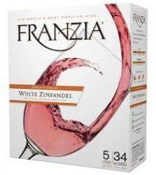 FRANZIA - WHITE ZINFANDEL - 5L