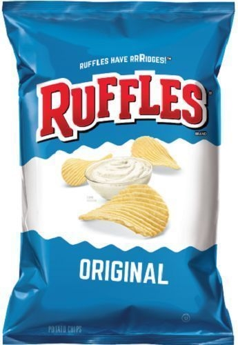 Ruffles Original Potato Chips - 9oz