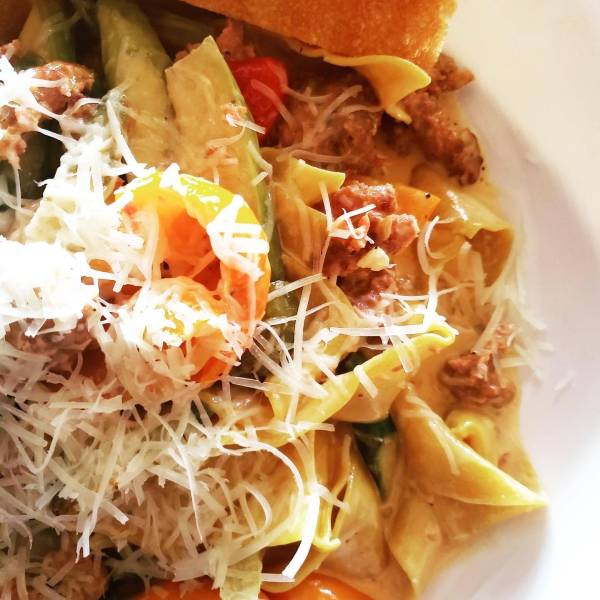 House-Made Pappardelle