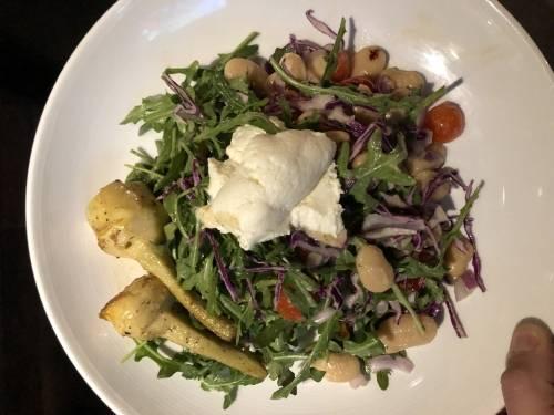 Long Stem Artichoke Salad