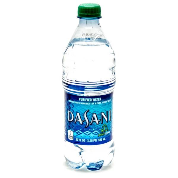 Dasani - Water - 20oz