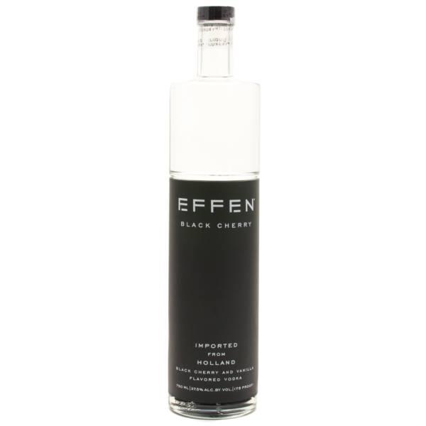 Effen - Black Cherry Vodka - 750ml
