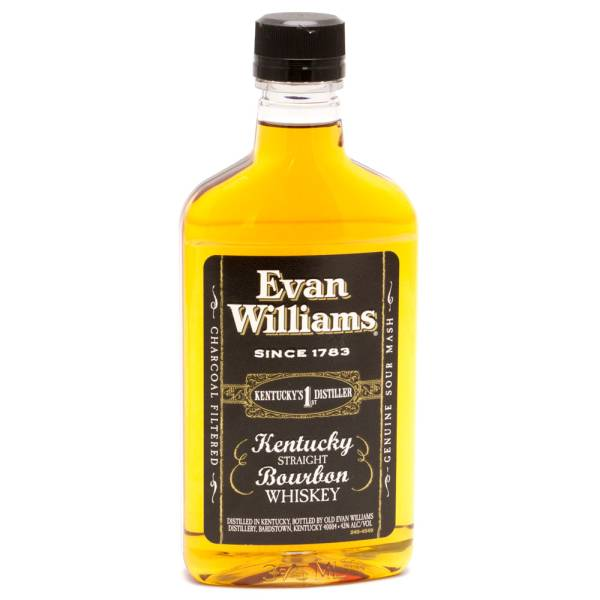 Evan Williams - Kentucky Straight Bourbon Whiskey - 375ml