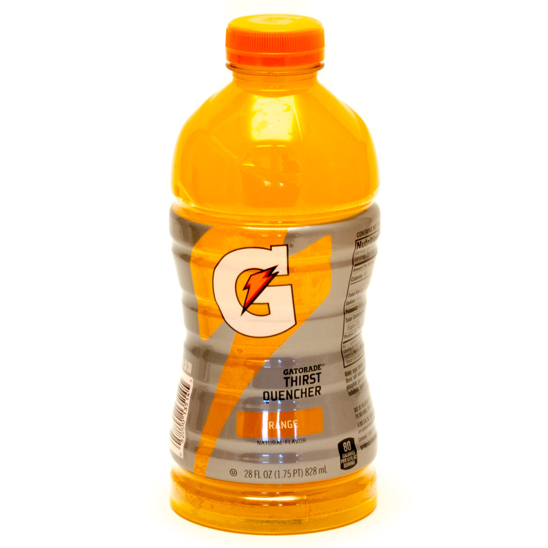 Gatorade - Orange - 28oz