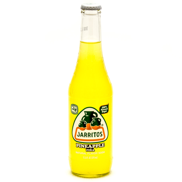 Jarritos - Pineapple - 12.5oz