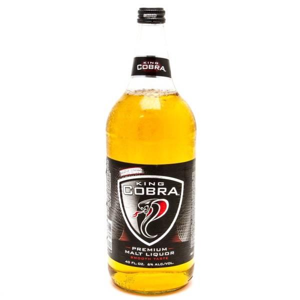 King Cobra - Malt Liquor - 40oz